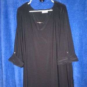 Avenue dress top